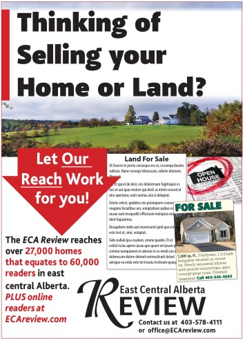 Thinking of Selling your Home or Land?