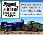 Book your manure spreading today
