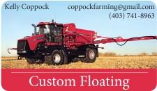 Custom Floating