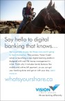 Say Hello to Digital Banking that Knows