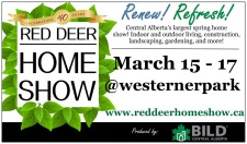 CELEBRATING 40 YEARS RED DEER HOME SHOW