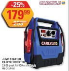 Jump Starter Carlyle Booster