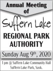Annual Meeting of Suffern Lake Regional Park Authority