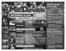 Ol' MacDonalds MUSIC FESTIVAL