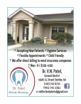 Dr. Patel Family Dentistry Accepting New Patients