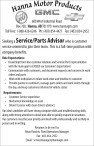 Seeking a Service/Parts Advisor who is customer service oriented