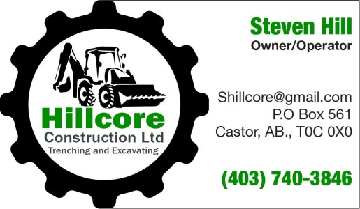 Hillcore Construction Ltd Trenching And Excavating