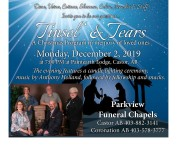 Parview Funeral Invites You to Tinsel' & Tears