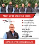 Meet your Bullseye team