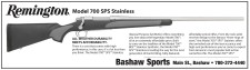 Remigton(R) Model 700 SPS Stainless at Bashaw Sports