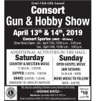 Lion's Club 44th Annual Consort Gun & Hobby Show