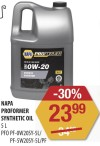 NAPA PROFORMER SYNTHETIC OIL