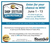 Shop Stettler Scavengerganza