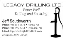 Water Well Drilling and Servicing
