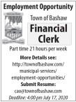 Financial Clerk Employment Opportunity