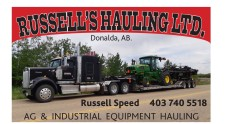 RUSSELL'S HAULING