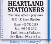Heartland Stationers: Your local office supply store