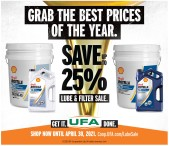 Save 25% Lube & Filter Sale
