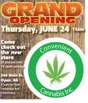 Convenient Cannabis Grand Opening