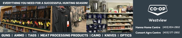 Everything You Need For A Successful Hunting Season!
