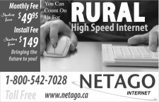 You Can Count On Netago Internet