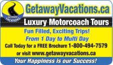 Luxury Motorcoach Tours