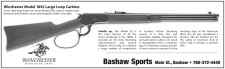 Winchester Model 1892 Large Loop Carbine at Bashaw Sports